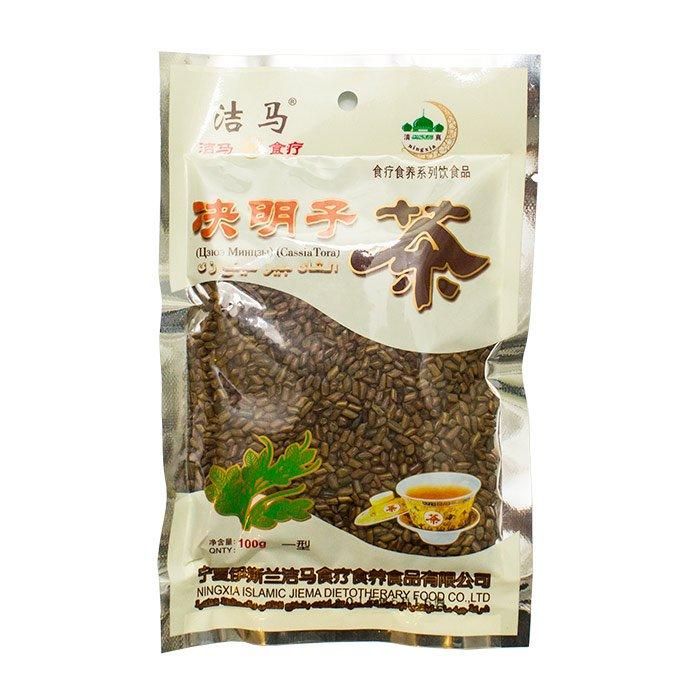 Китайские кофейные бобы Цзюэ Минцзы, 100г