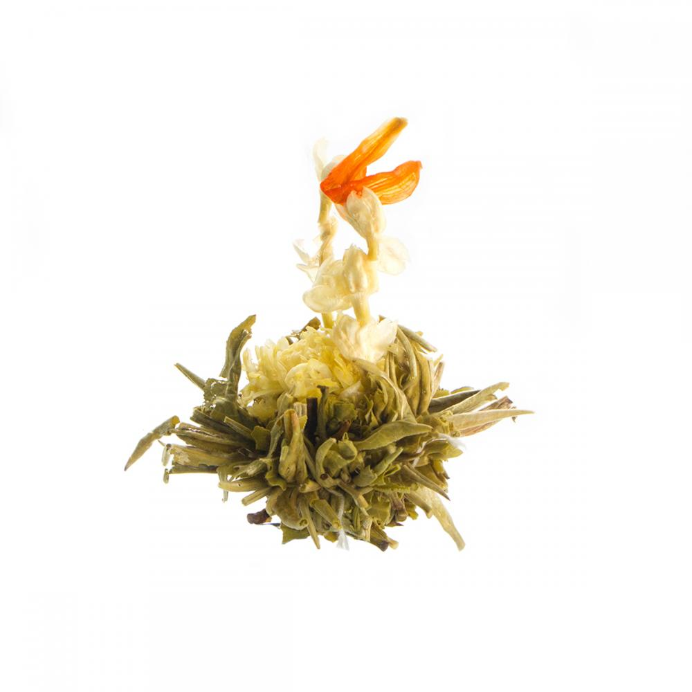 Связанный чай Цхай Де Фей Ву (Танец радужных бабочек)