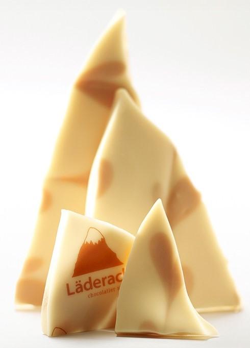 Шоколад белый LADERACH, 100г