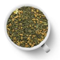 Зеленый чай Генмайча Токусен