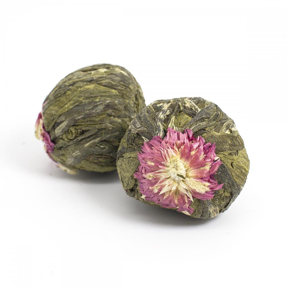 Связанный чай Личи с вишней