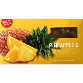 Шоколад молочный ананас и кардамон CHCO, 50гр