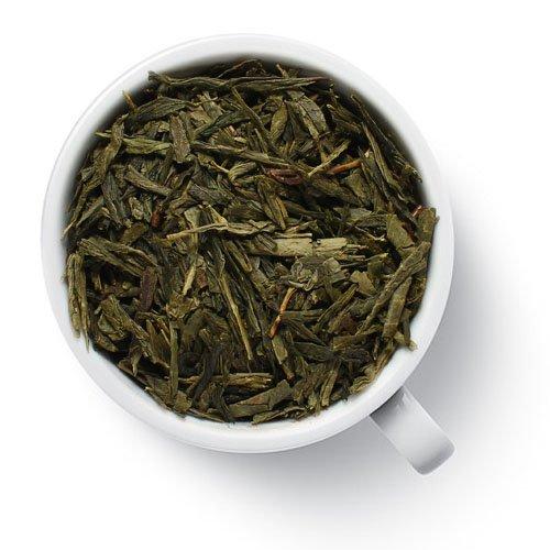Зеленый чай Сенча молочная