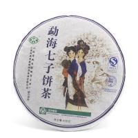 Шен Пуэр   Ци Цзе Бин   (фаб. Пу Вэн, Го Пу, 2006 г), блин, 400 г