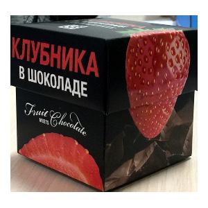 Клубника в шоколаде 200 гр